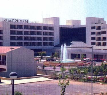Le Meridien Hotel, Limassol, Cyprus