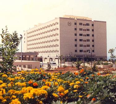 Sheraton Hotel, Limassol, Cyprus