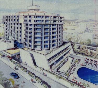 Hotel in Limassol, Cyprus