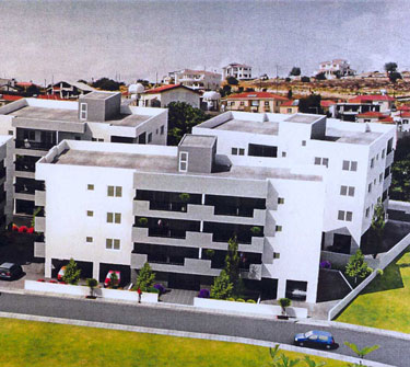 Apartments in Limassol, Cyprus