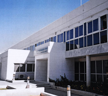Cyprus Telecom Offices, Nicosia, Cyprus