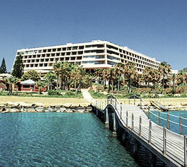 Le Meridien Hotel, Limassol