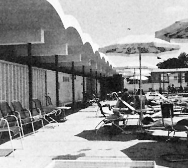 Ledra Palace Swimming Pool, Nicosia