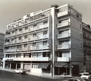 Astir Hotel, Limassol